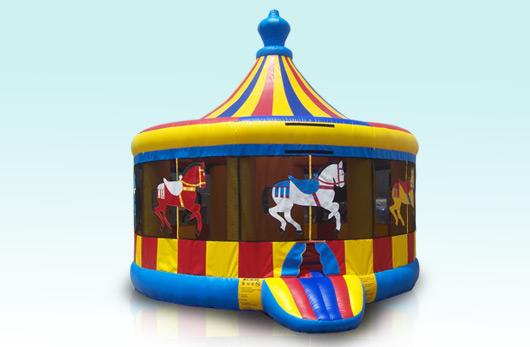 16 Foot Carousel