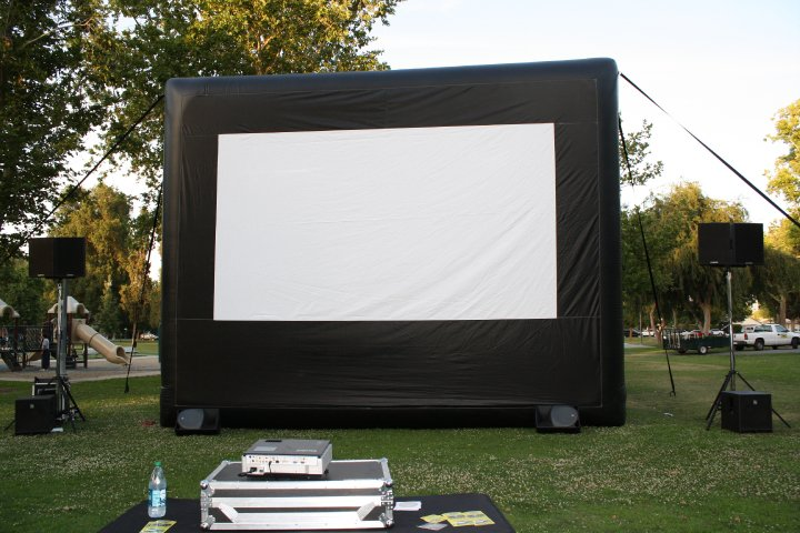Movies Under The Stars Pic 3