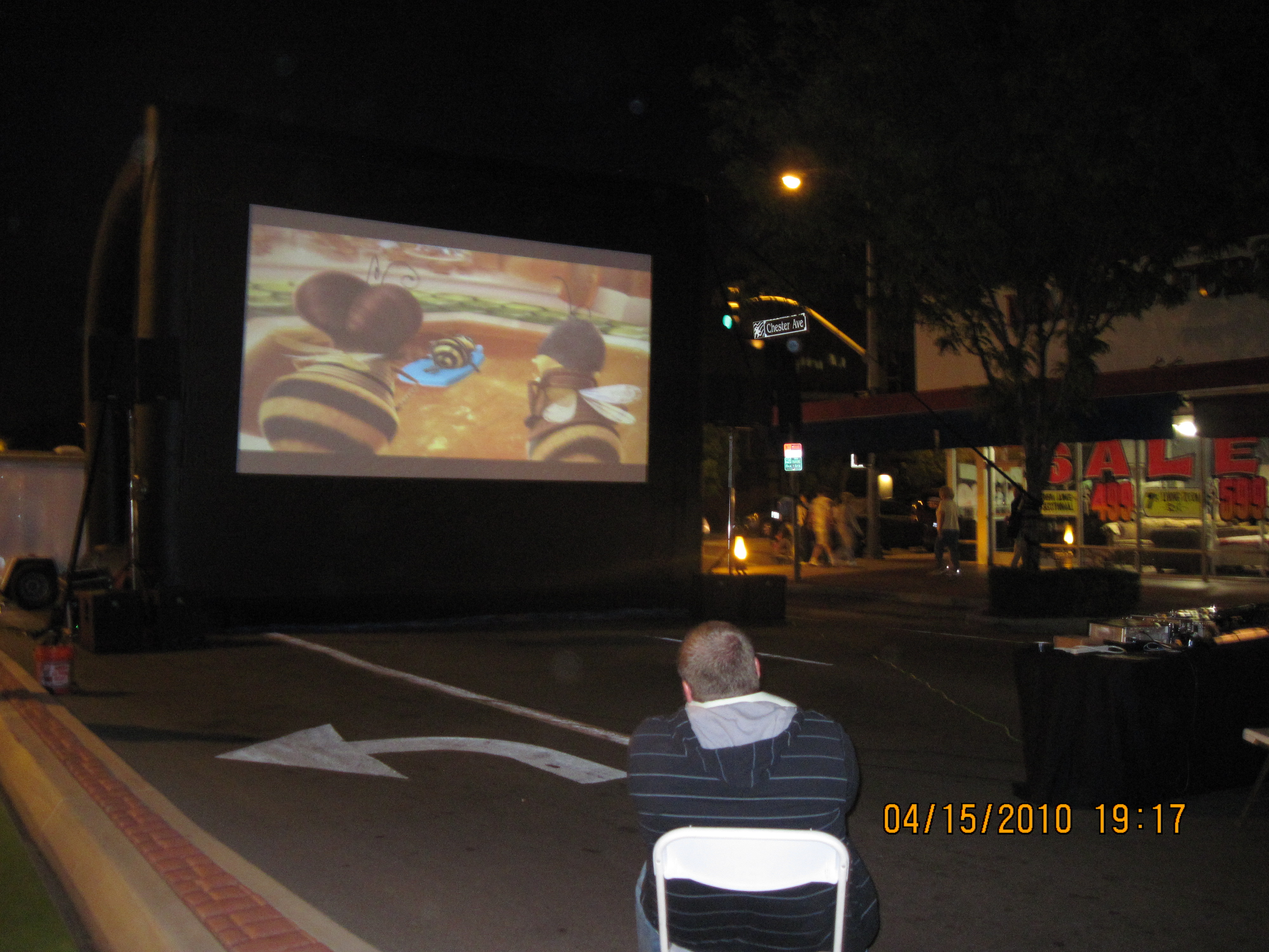 Movies Under The Stars Pic 2