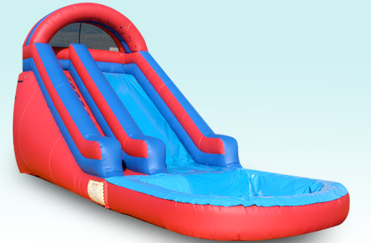 14 Foot Front load Water Slide